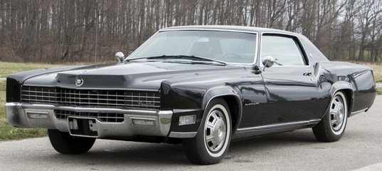 cadillac eldorado photo