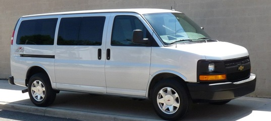 chevrolet express 1500 photo