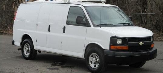 chevrolet express 2500 photo