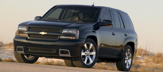 chevrolet trailblazer photo