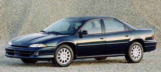 chrysler intrepid photo