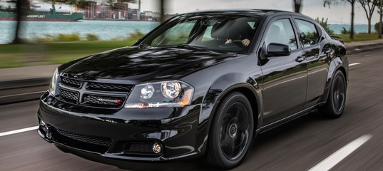 dodge avenger photo