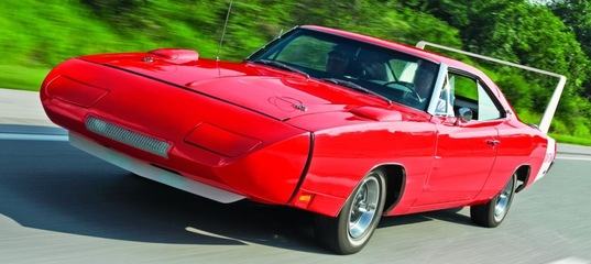 dodge daytona photo