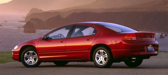 dodge intrepid photo