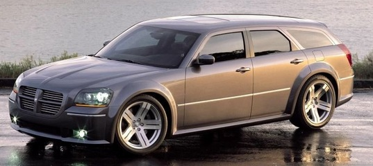 dodge magnum photo