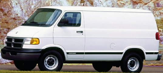 dodge ram 1500 van photo