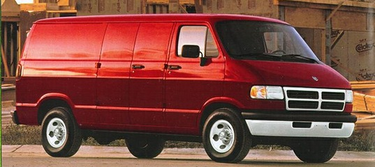 dodge ram 2500 van photo
