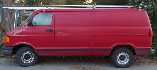 dodge ram van b1500 photo