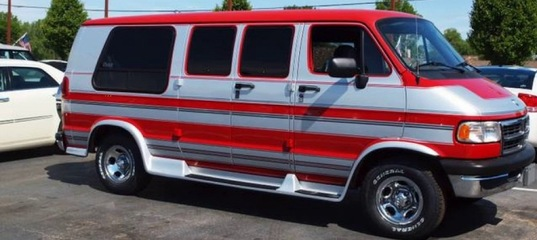 dodge ram van b2500 photo