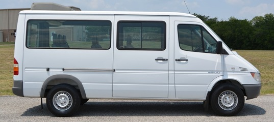 dodge sprinter 2500 photo