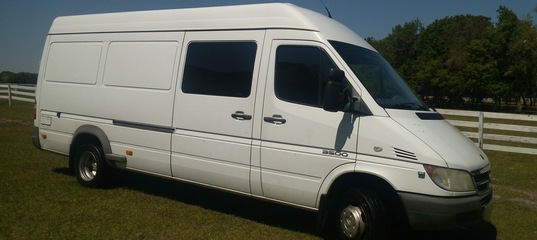 dodge sprinter 3500 photo