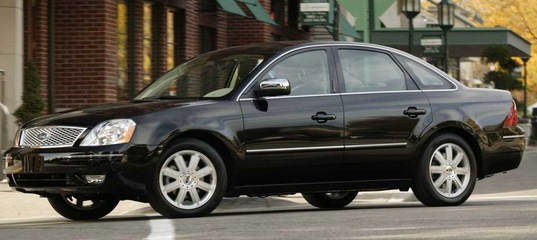 ford five hundred photo