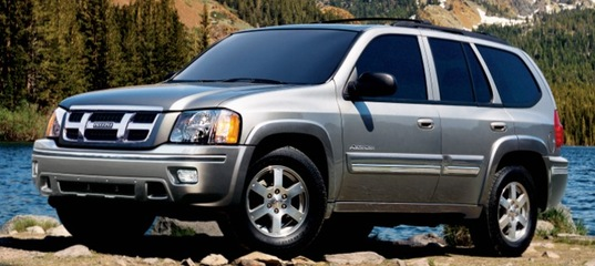 isuzu ascender photo