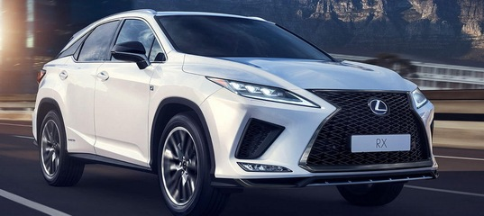 lexus rx300 photo