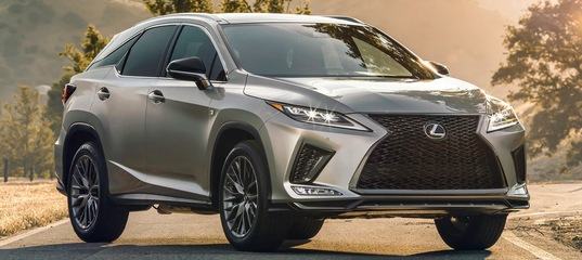 lexus rx350 photo