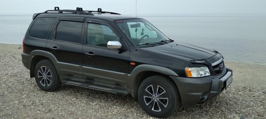 mazda tribute photo