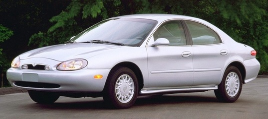 mercury sable photo