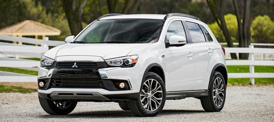 mitsubishi outlander sport photo