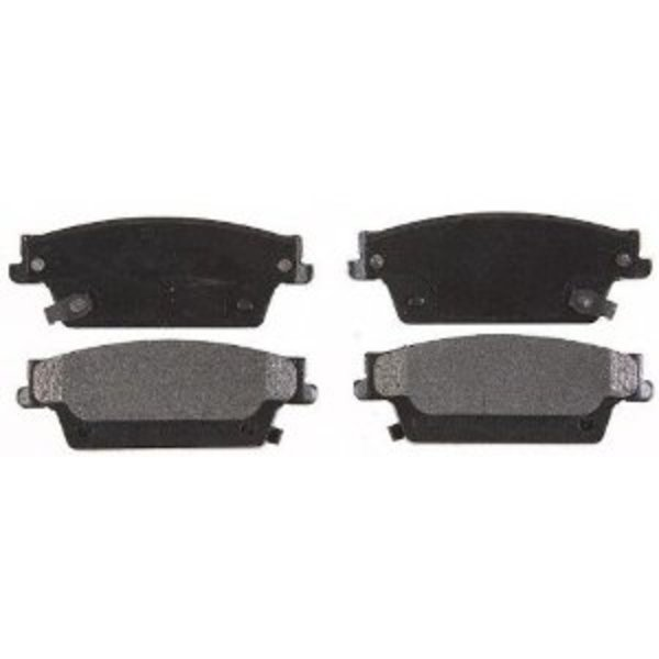 17d1020am disc brake pad